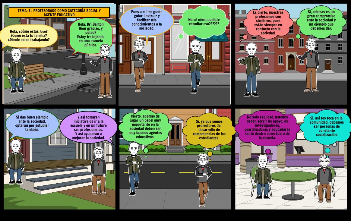 El profesorado como categoria y agente sociaal