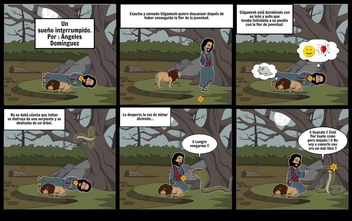 Gilgamesh Comico