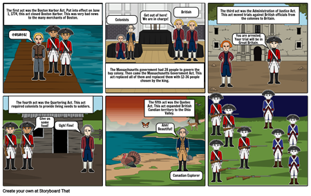 Intolerable Acts