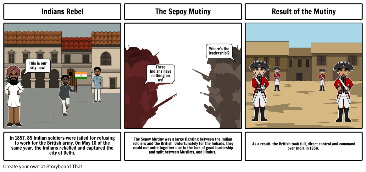 Sepoy v. British