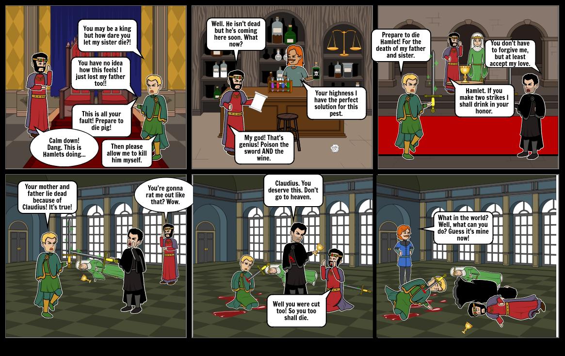 Hamlet #2