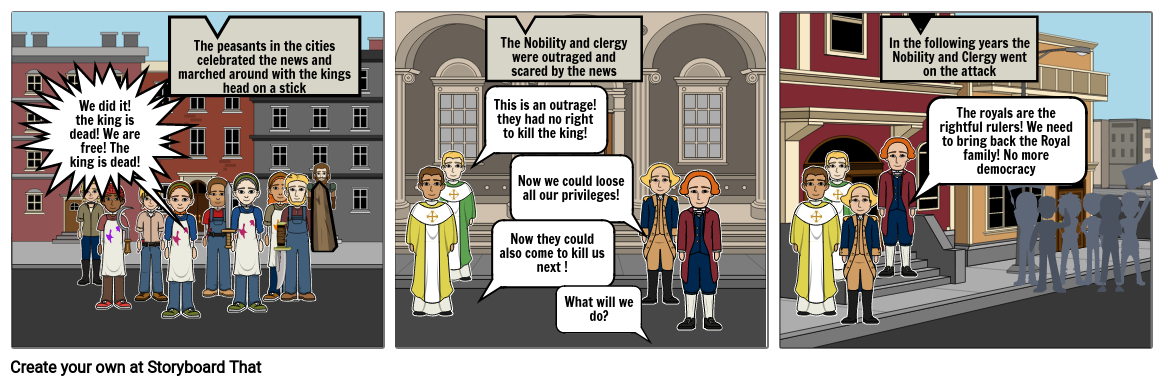 The trial of Louis XVI part 3