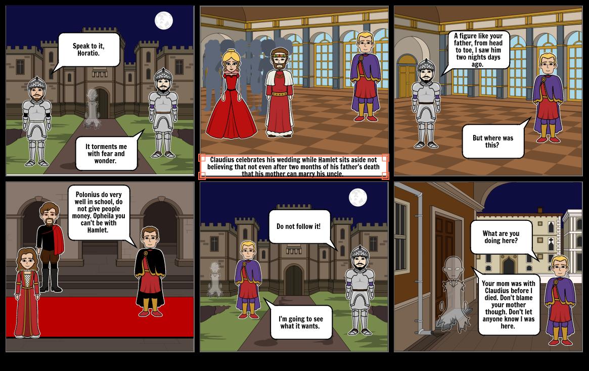 Hamlet Act1