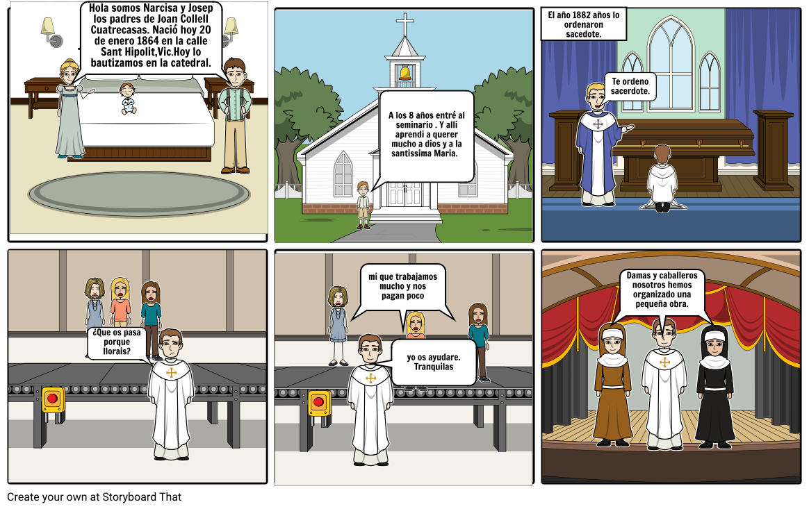 Comic de Projecte
