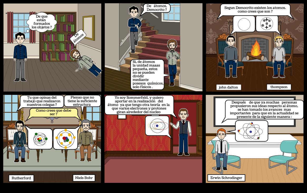 1 parte del comic