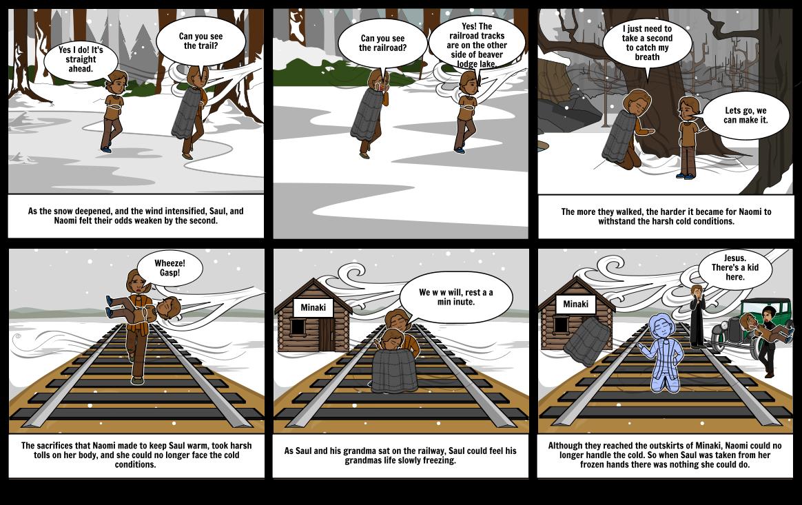Chapter 10 comic strip