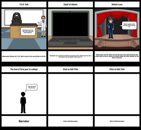 Comic last 3 parts