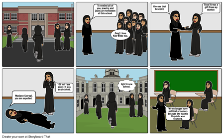 Persepolis English Project