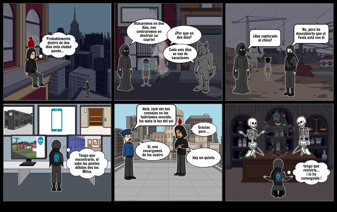 El ladrón y los mitos - 2