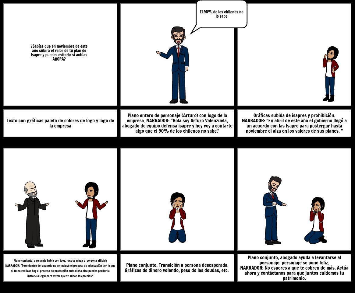 Storyboard kurt 1