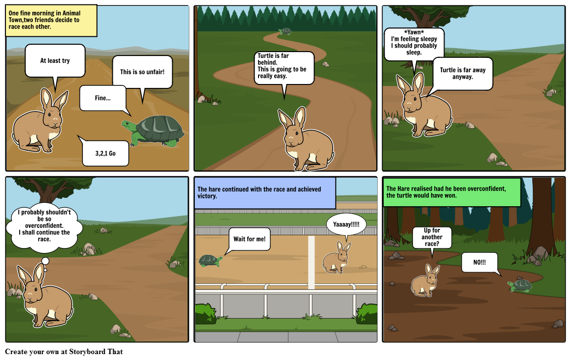 Hare & Turtle