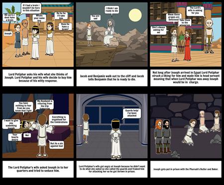 Joseph's story 3