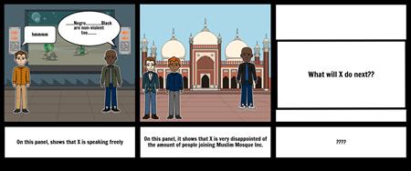 Homix:3/// X v.s. Muhammad