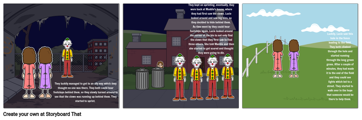 secret life of clowns