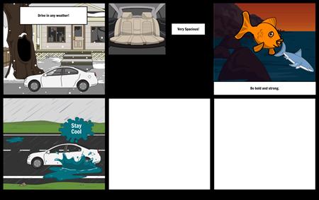 Storyboard Sonata Car