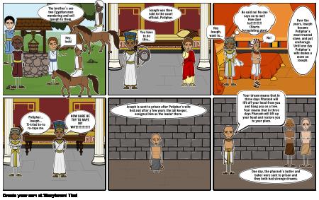 Joseph part 2