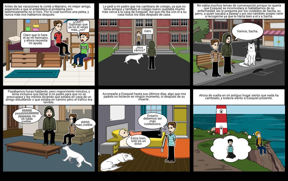 Los Ojos del perro siberiano comic 2