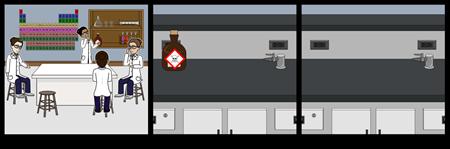 Storyboard Química