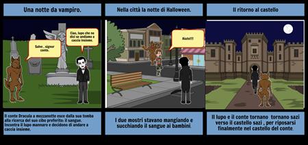 Una notte da vampiro