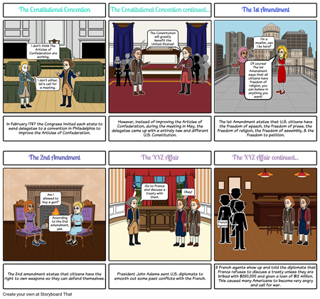 Social Studies Comic