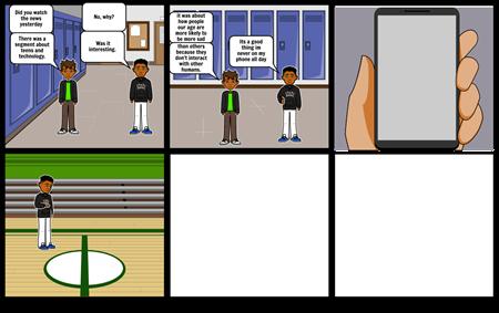 Article of the week 2 comic strip