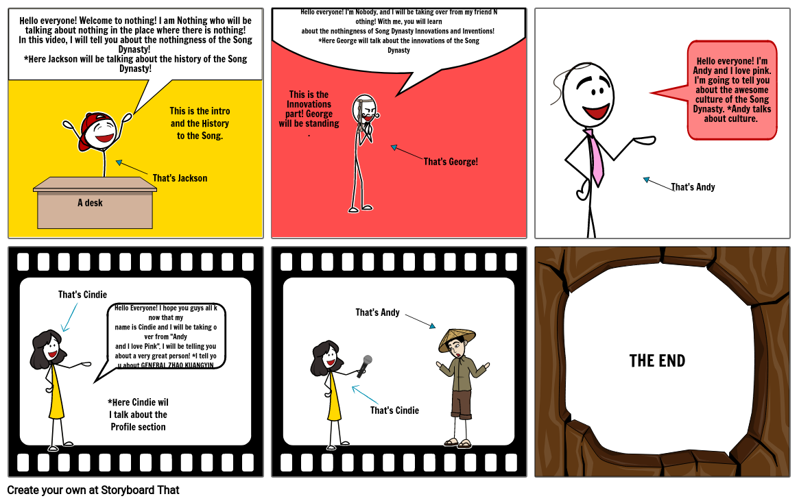 History Video Project