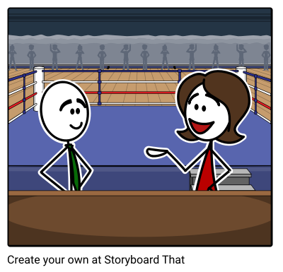 Boxing announcers