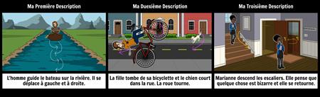 French Description Example