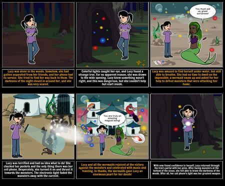 Halloween Activities - Story Starter