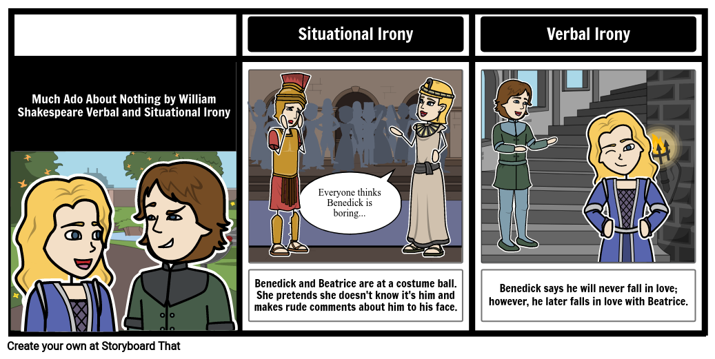 3 Types Of Irony In Literature Irony Definition Examples