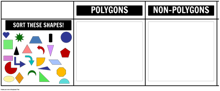 Intro to Geometry - Polygon Sorting