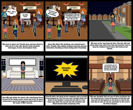 LLS Comic Strip