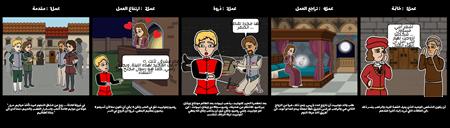 خمسة قانون هيكل - روميو وجولييت