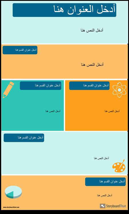 استراتيجيات قالب الرسم البياني