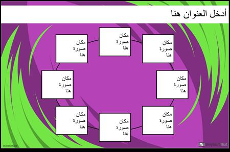ملصق دورة الرسم البياني
