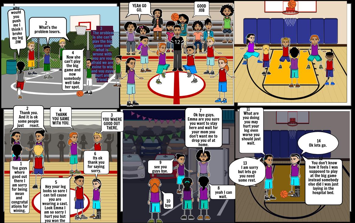 Arsema Mamush About Basketball