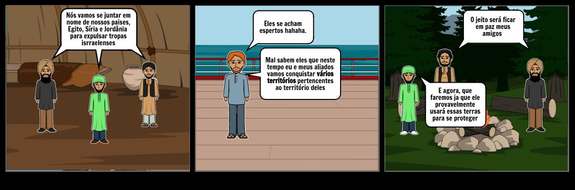 GUERRA DOS 6 DIAS
