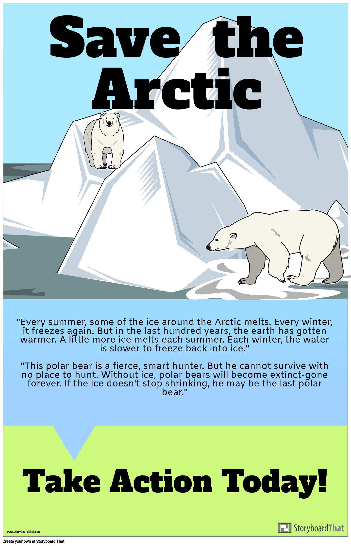 Will polar bears become extinct?