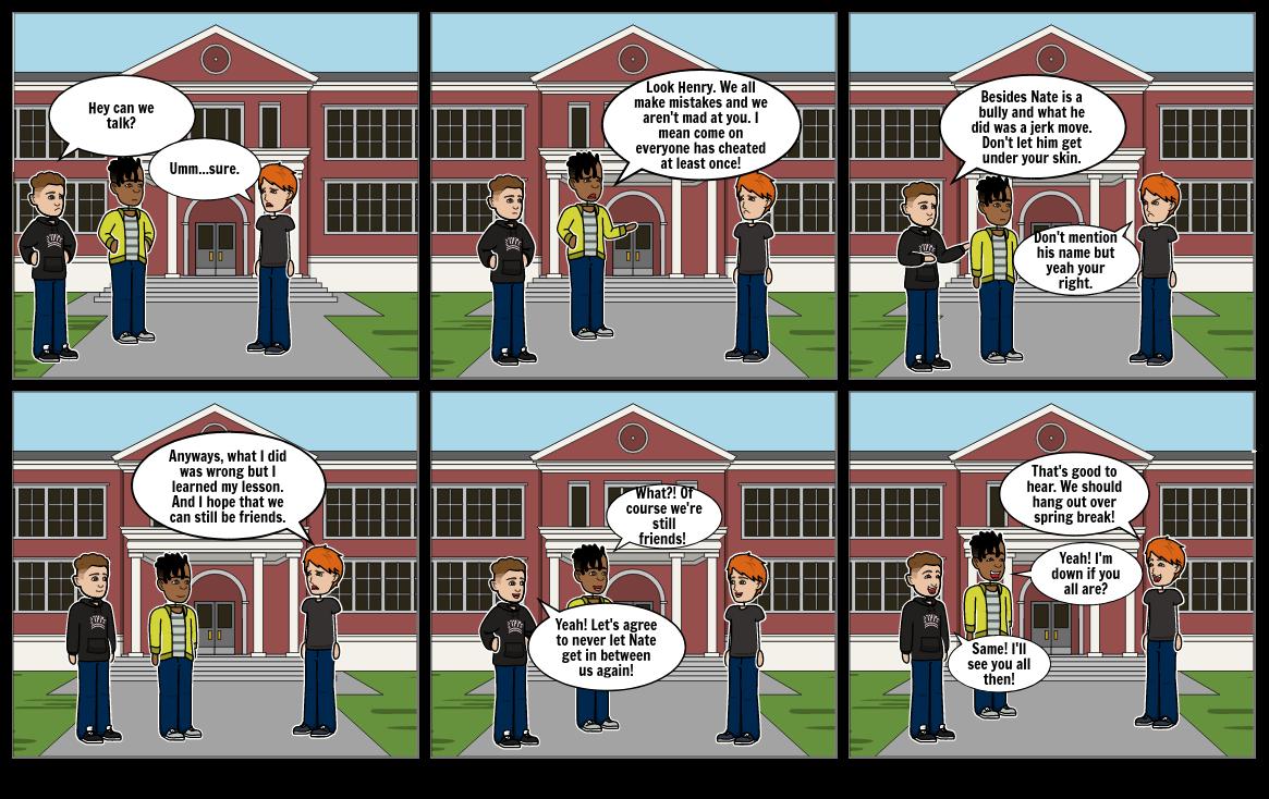 Publications Comic Strip Part 3