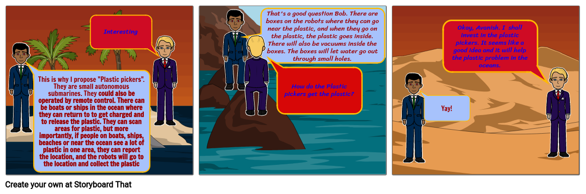 Science Plastic Thing II