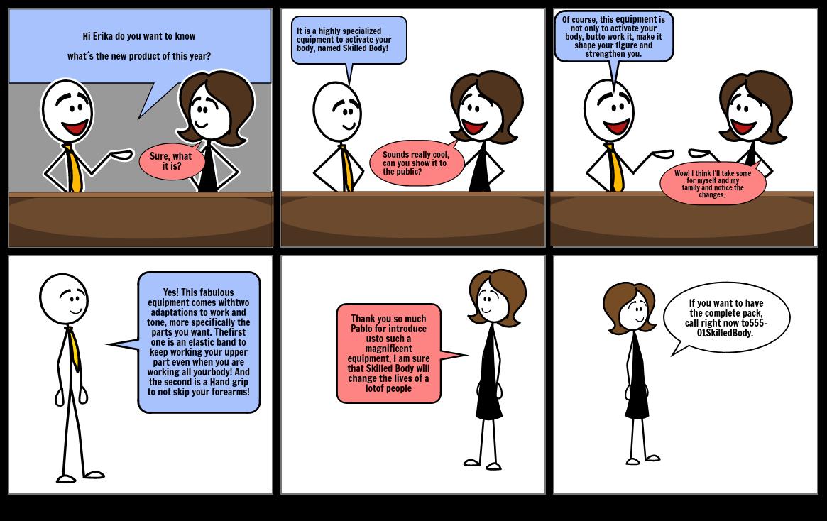 StoryBoard ingles