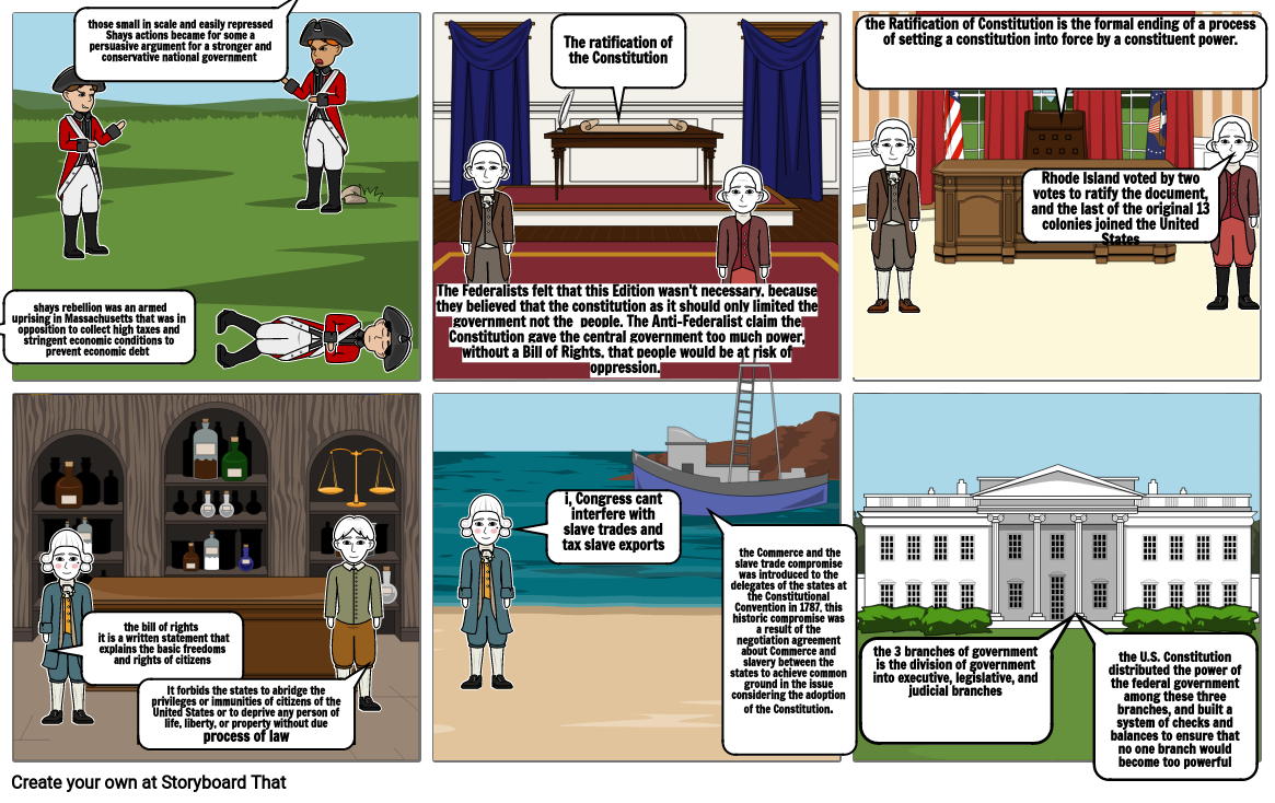 constitution story board 2