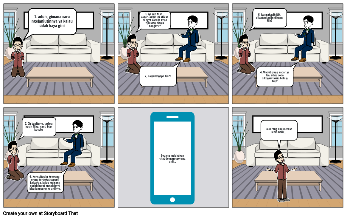 StoryBoard TFI