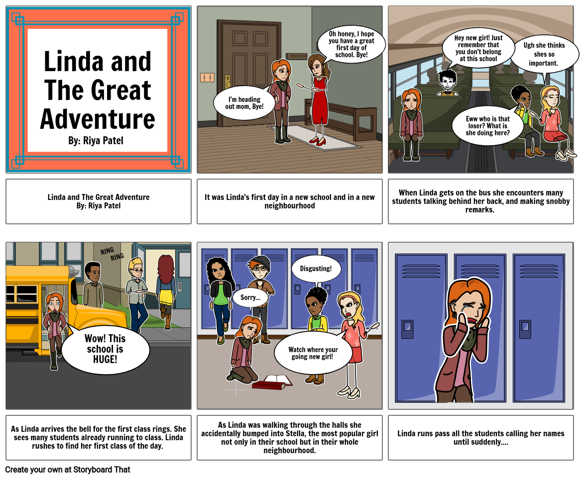 Linda and The Great Adventure