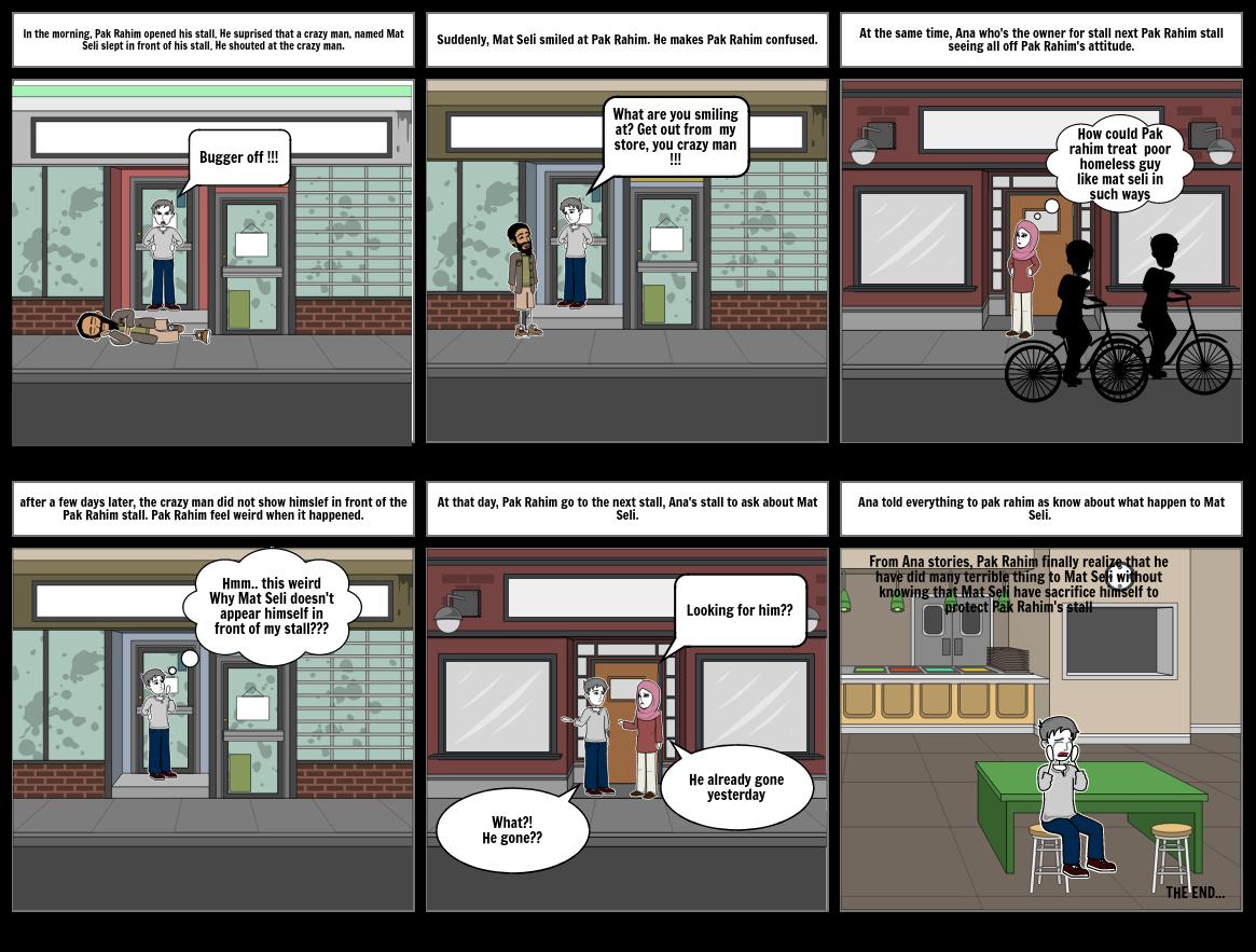 muet's comic