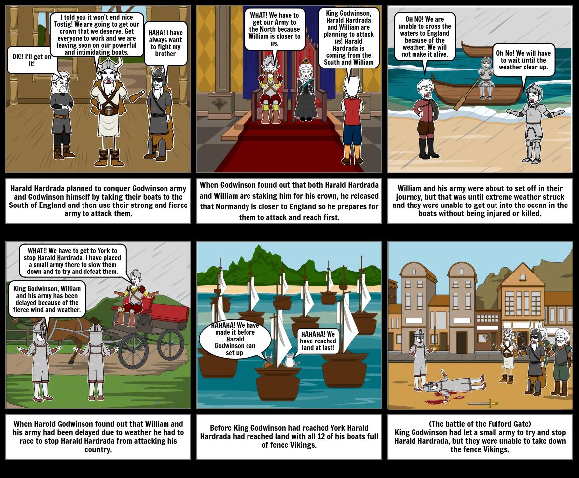 Part 2 - 1066 War