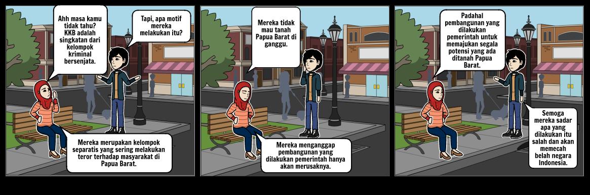 Tugas Storyboard Ideologi PKN (Bag 2)