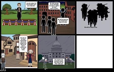 John Adams History