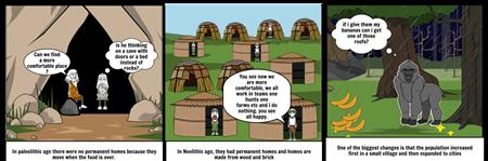 Strip 2 - shelter