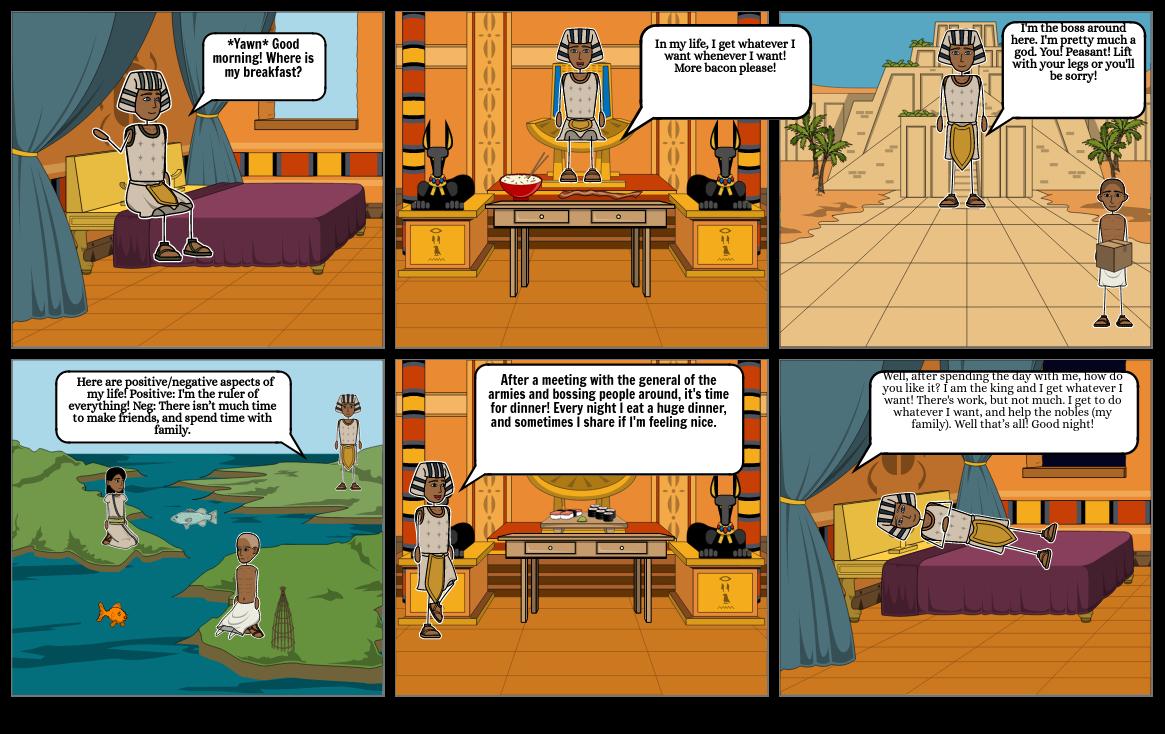 Phi the Pharaoh